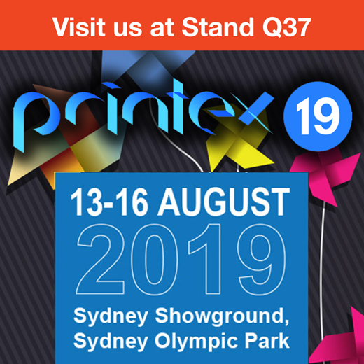 See Us Live at Printex August 2019